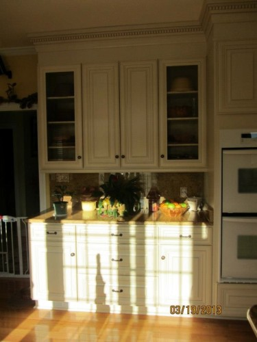 Roanoke VA kitchen cabinets