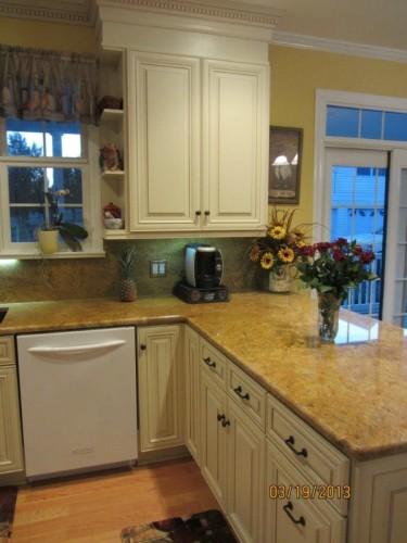 Roanoke cabinets