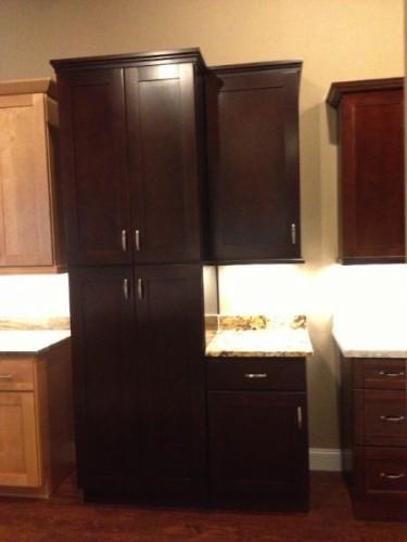 Roanoke kitchen cabinets