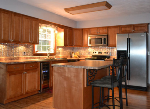 kitchen cabinets Roanoke VA